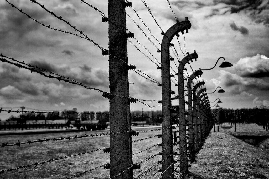 Main fences @Auschwitz-Birkenau