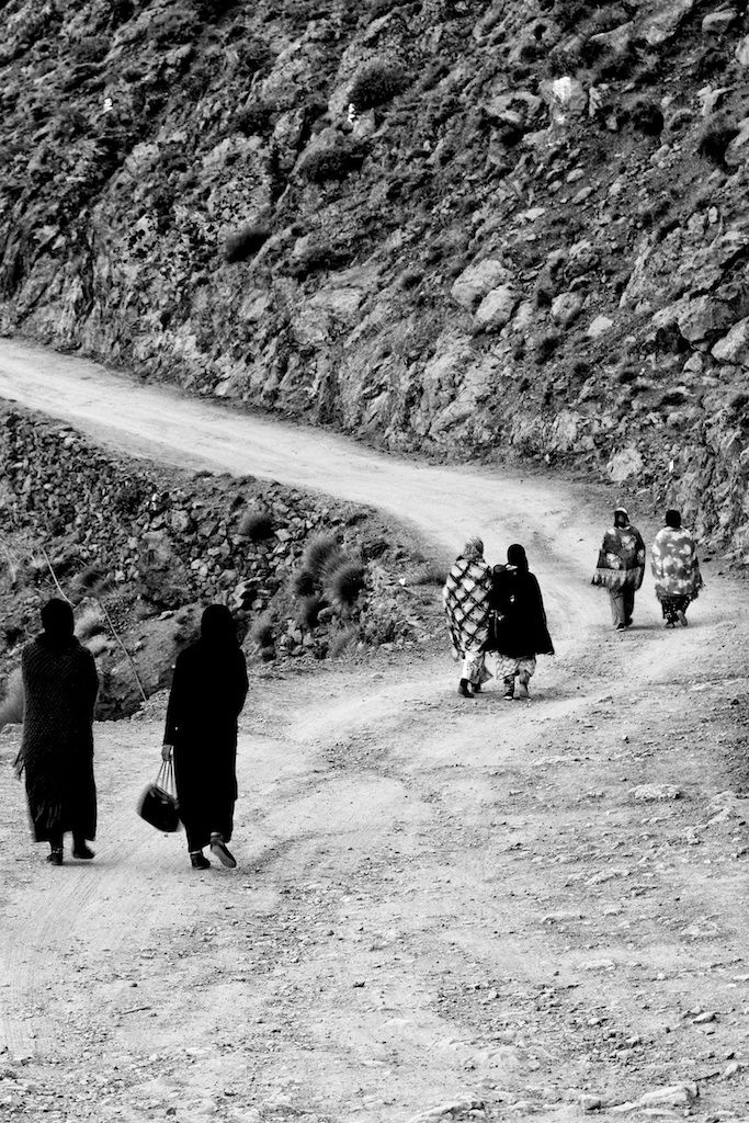 Morocco Study- 6 women