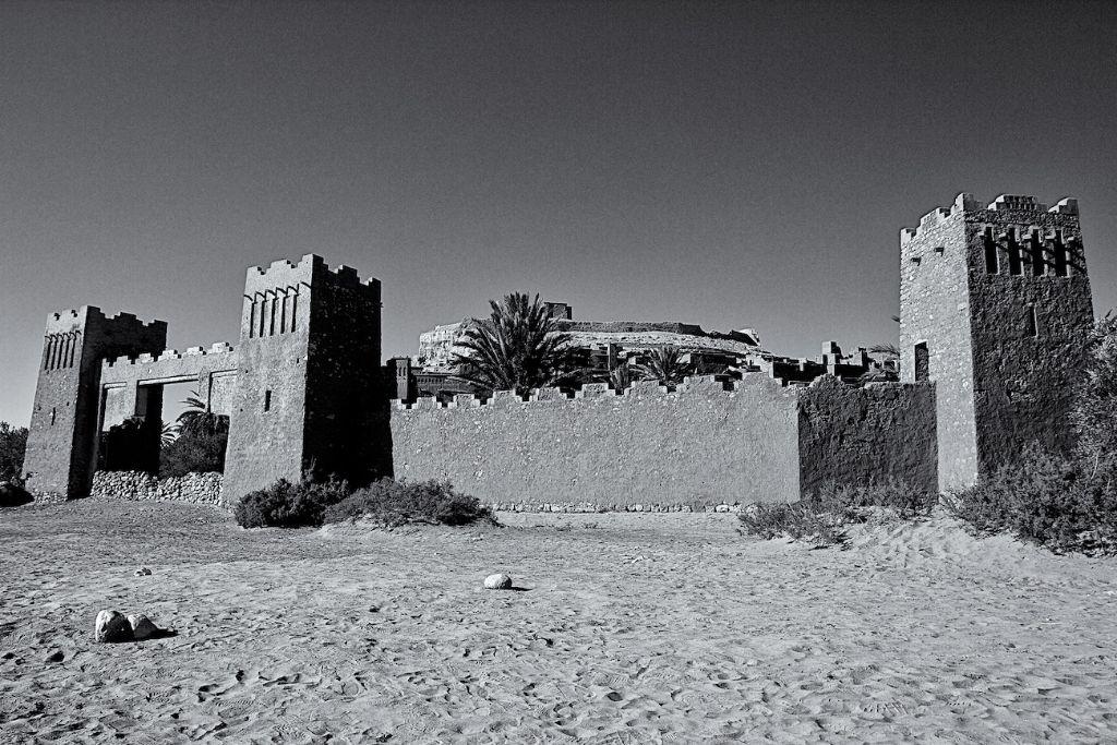 Morocco Study- Kasbah
