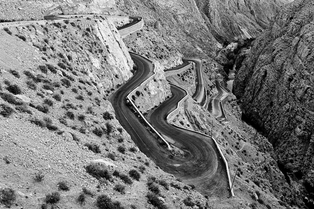 Morocco Study- The road