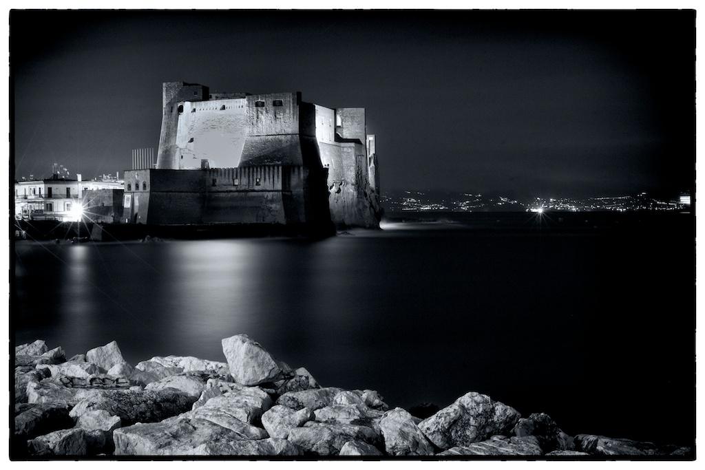 Napoli-Castel dell´Ovo