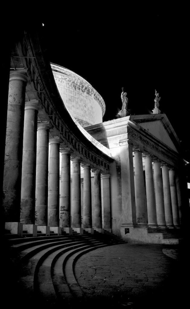 Napoli-Piazza del Plebiscito