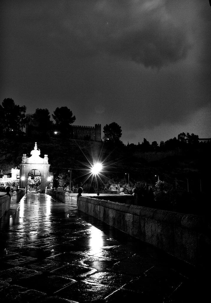 Rain in Toledo