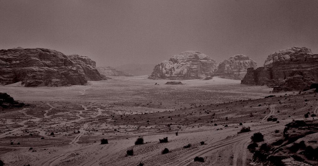 Wadi Rum Study 2