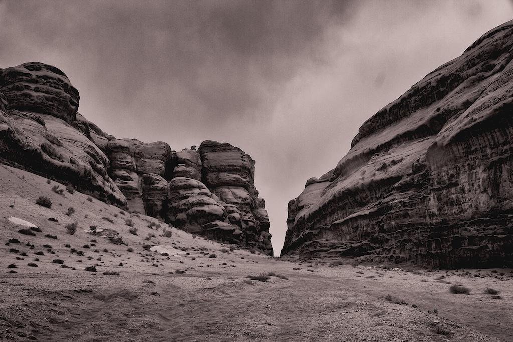 Wadi Rum Study 4