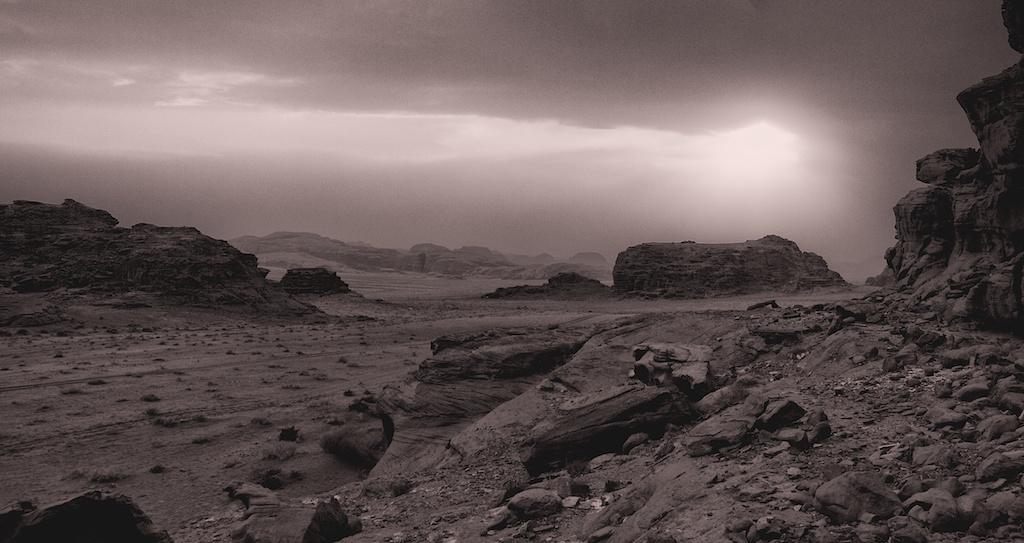Wadi Rum Study 6