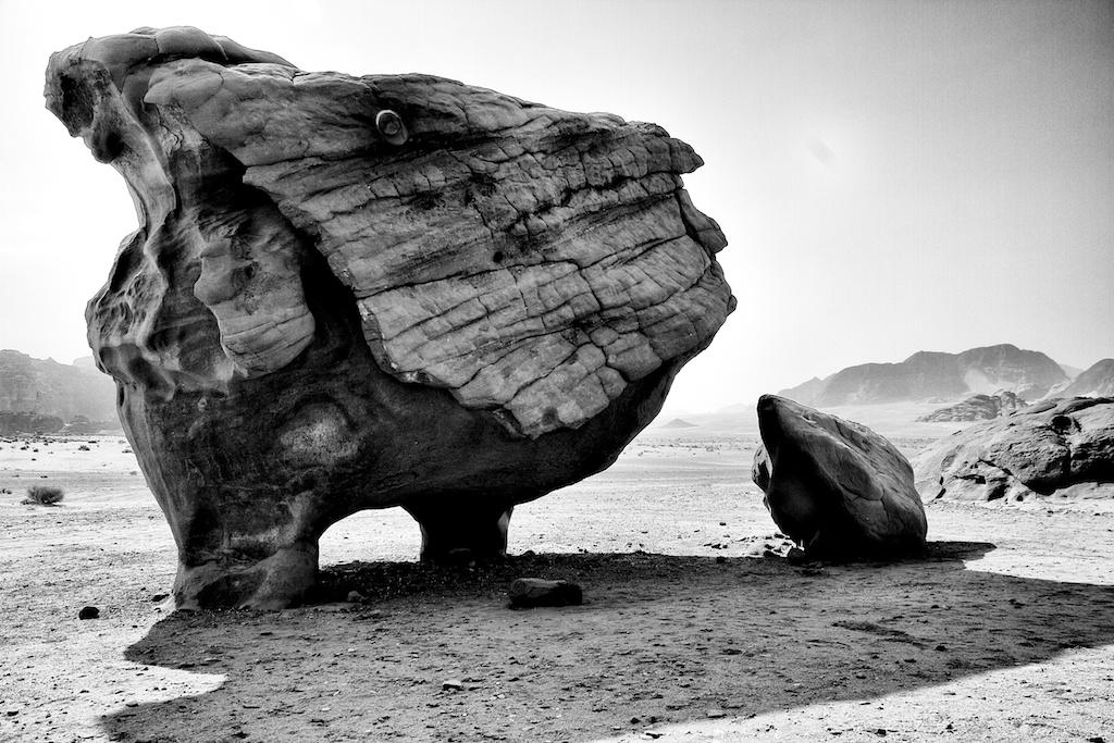 Wadi Rum Study 7