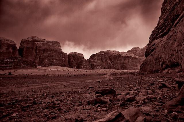 Wadi Rum Study 1