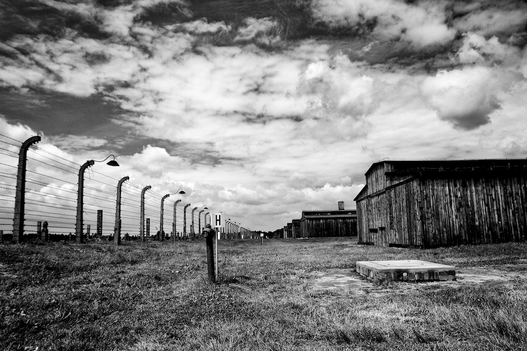Women Barracks @Auschwitz-Birkenau