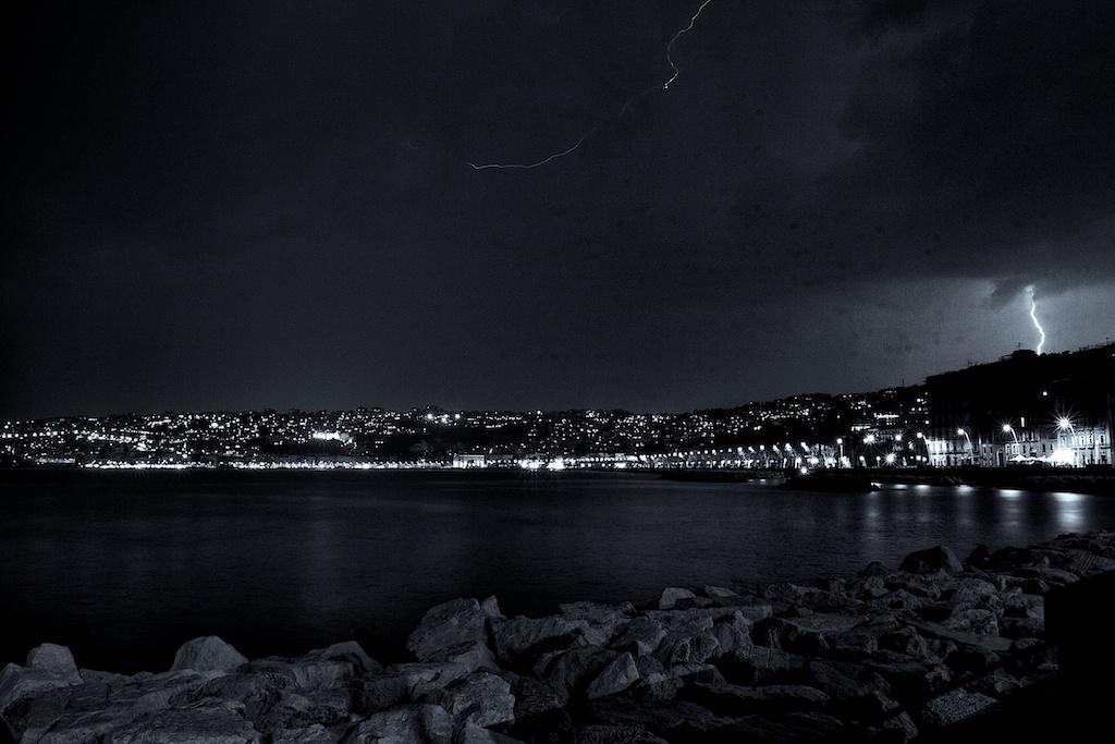 uno notte a Napoli