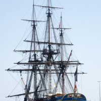 "French Replica Frigate ""Hermione"""