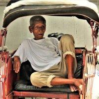 Java Rickshaw