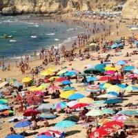 Albufeira Beach (P1)
