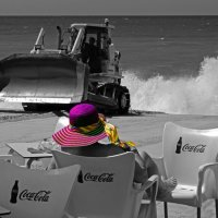 [P1] Beach works