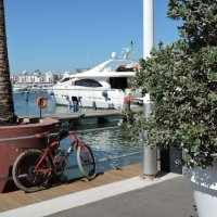 By boat or by bike