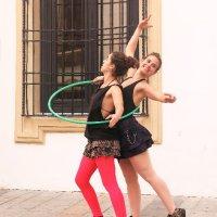 Hoop game in Codoba