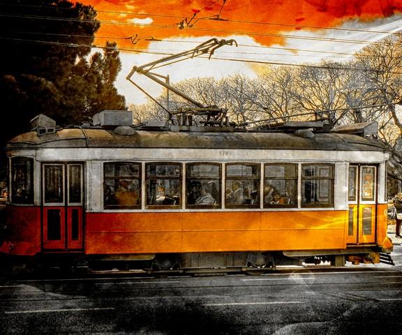 Lisbon Tram [P2]