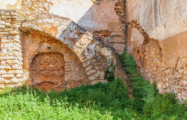 The Old Convent Stair