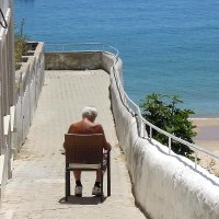 Retired in the Algarve