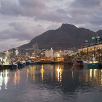 V&A Harbour Cape Town