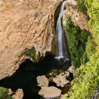 Waterfall at Ronda