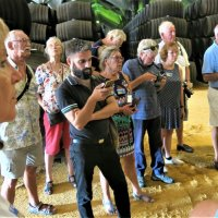 Dry Sack sherry tour