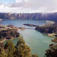 The Azores in colour