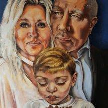 John, Sonia & Andrea