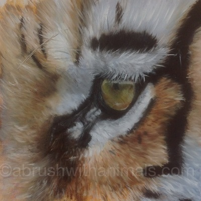 Tigers Eye (Sold)