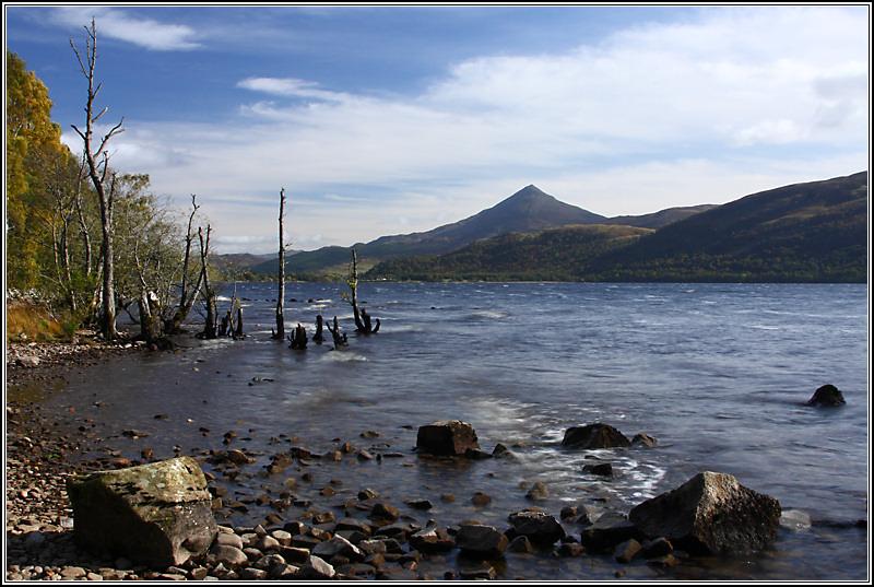 Loch Rannoch & Schiehallion