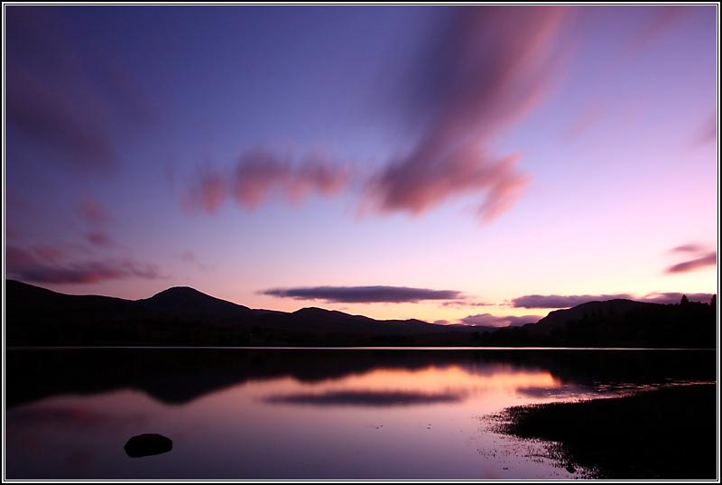 Loch Rannoch Sunset II