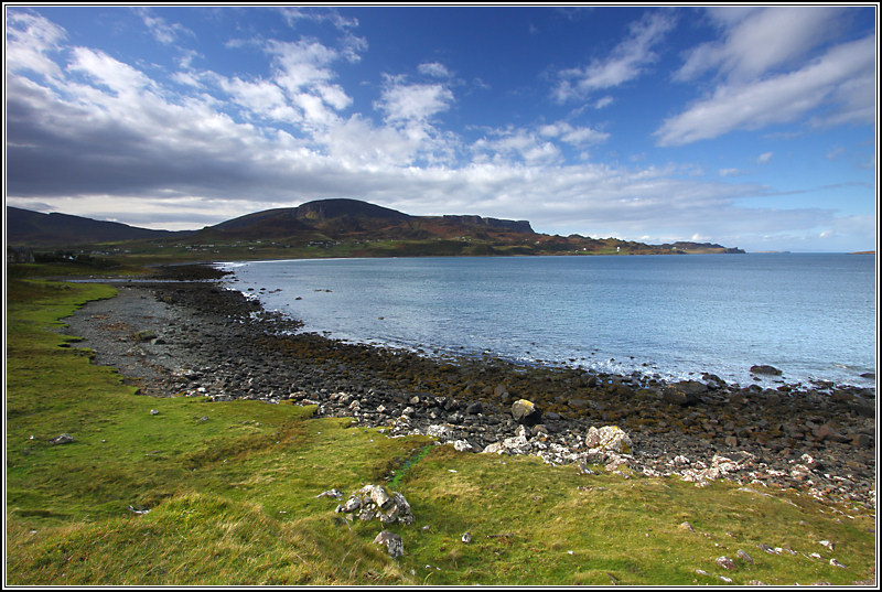 Staffin Bay & Quiraing