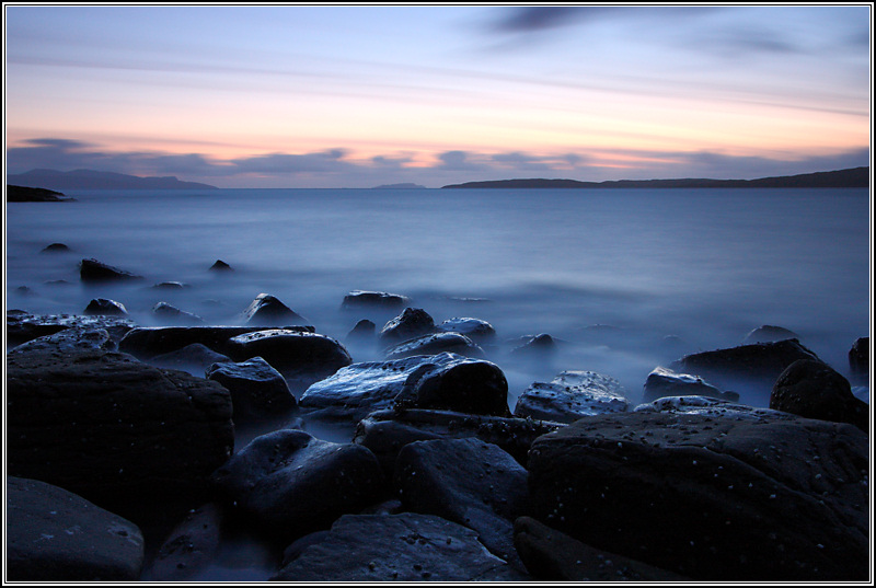 Elgol Bay Sunset
