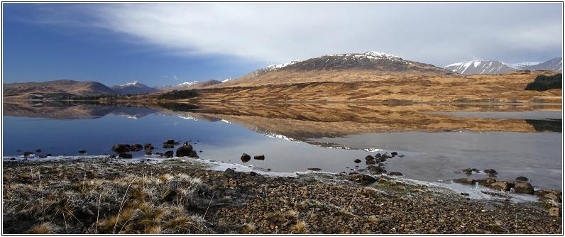 Mirror Image, Loch Tulla III