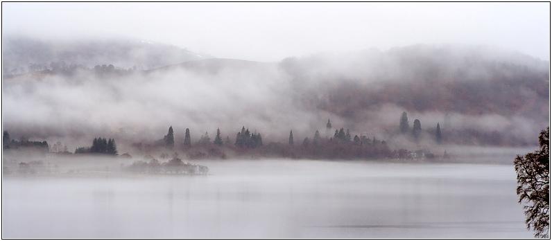 Loch Rannoch Fog III