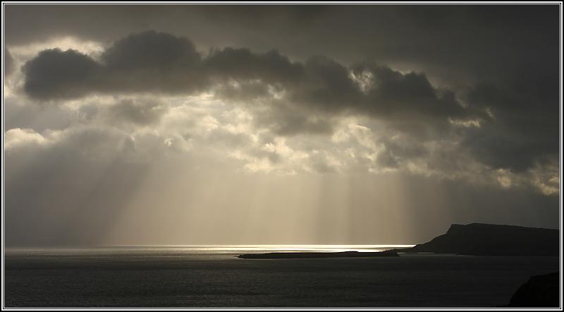 Staffin Island Light III