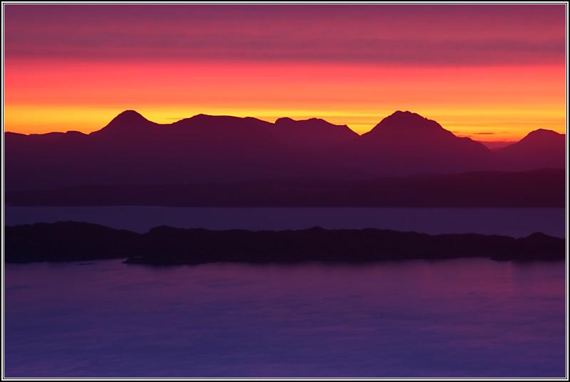 Torridon Sunrise I