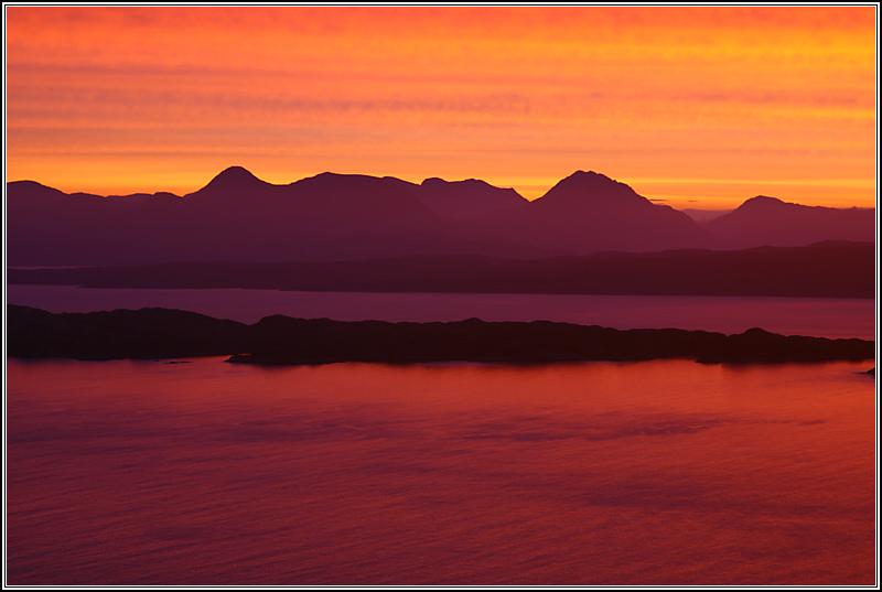 Torridon Sunrise II