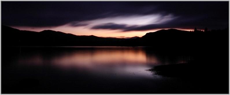 Loch Rannoch Sunset III