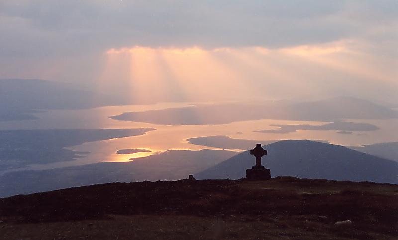 Irish Rays of Light