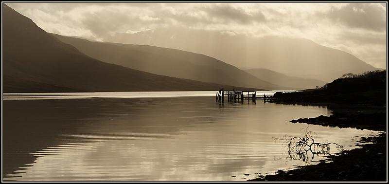 Loch Etive Light