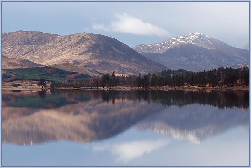 Mirror Image, Loch Tulla I