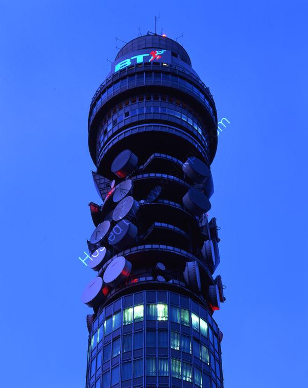 London: BT Tower