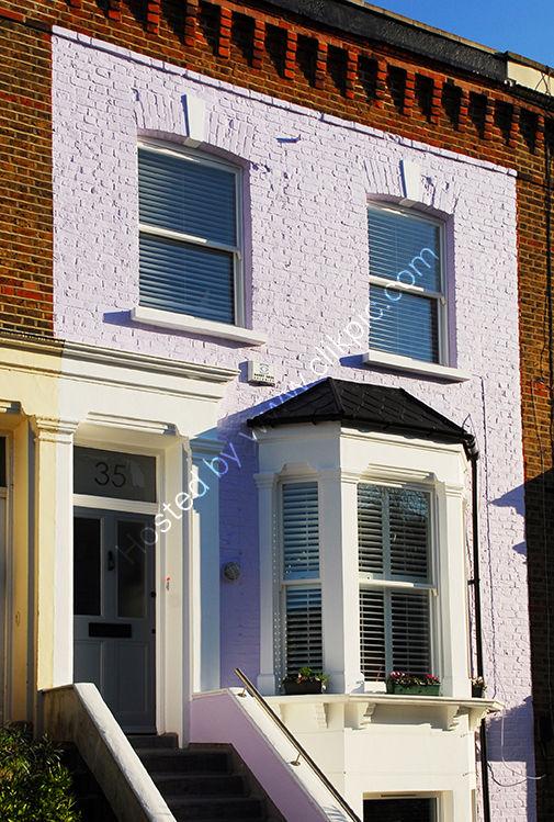 London W9: Bravington Road