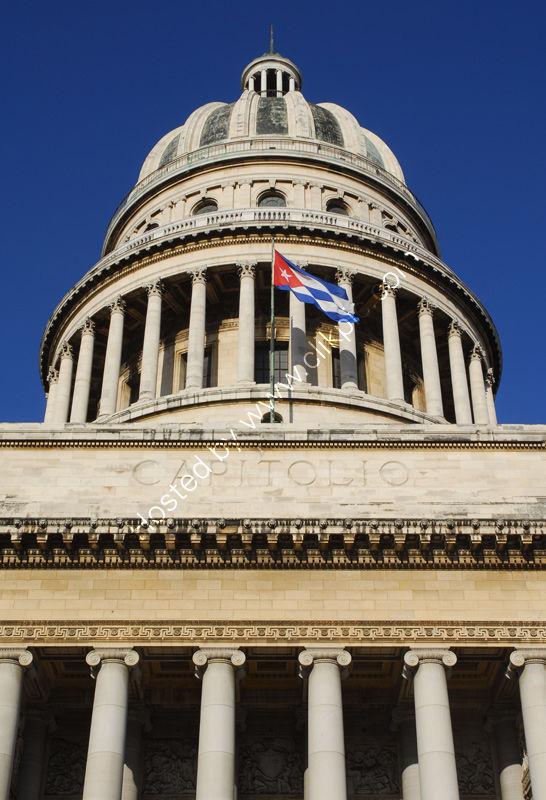 Cuba: Havana: Capitolio Building