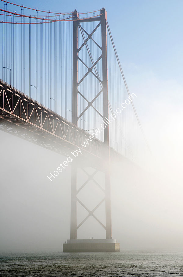 Portugal: Lisbon: April 25th Suspension Bridge