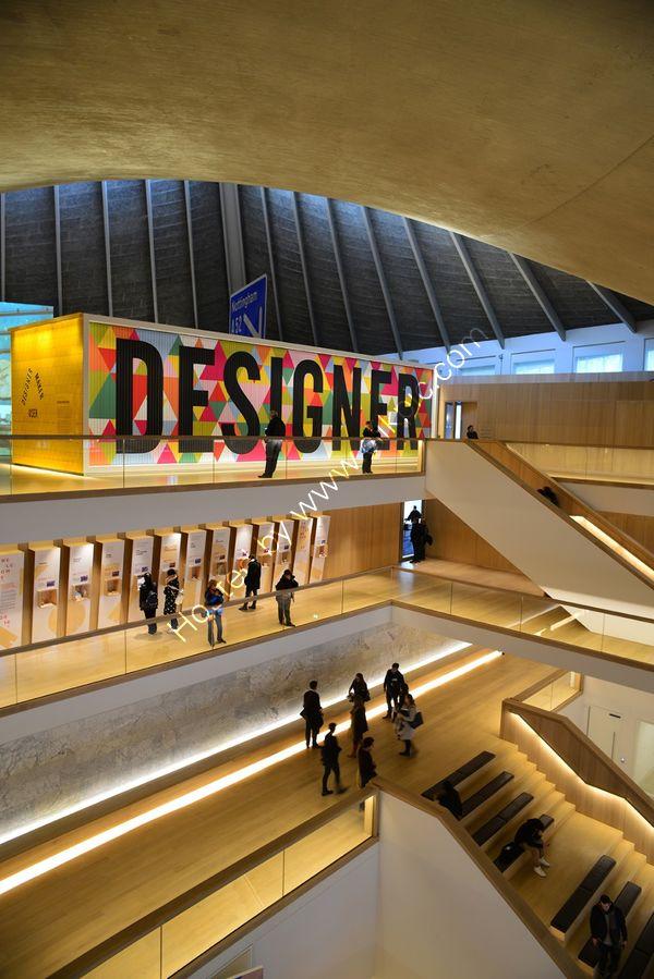 London: Kensington: Design Museum
