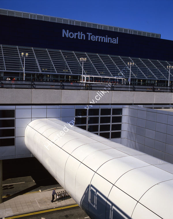 East Sussex: Gatwick Airport: North Terminal