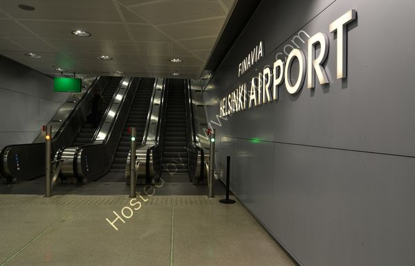 Finland: Helsinki Airport