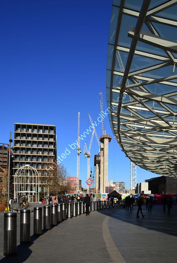 London: King's Cross Regeneration